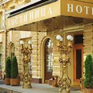 Гостиницы Лукино