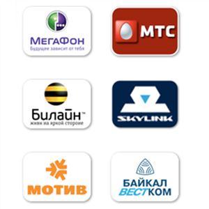 Операторы сотовой связи Лукино