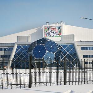 Спортивные комплексы Лукино