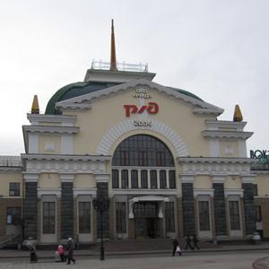 Железнодорожные вокзалы Лукино